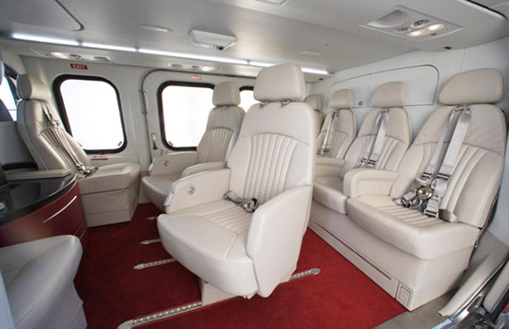 AgustaWestland AW101 VIP Interior