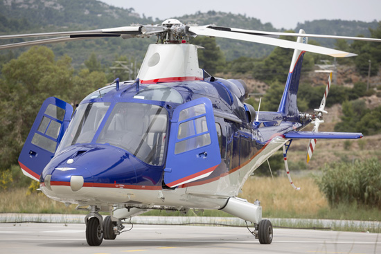 AGUSTA 109 INTERSALONIKA, ABI, 17JUN2014